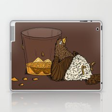Thirsty Grouse - Colored! Laptop & iPad Skin