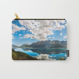 Lake Wakatipu Panorama at Golden Hour Carry-All Pouch