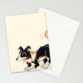 Tracker Stationery Cards