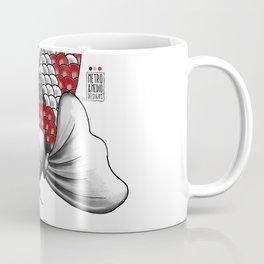 M&m Designs - Koi Fish Coffee Mug