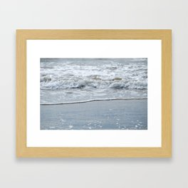 ocean love-2 Framed Art Print