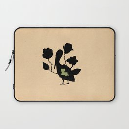 Louisiana - State Papercut Print Laptop Sleeve