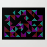 prism Art Prints featuring Prism by Emil Ericsson