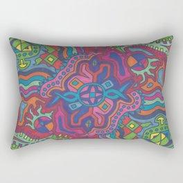 Chroma #1 Rectangular Pillow