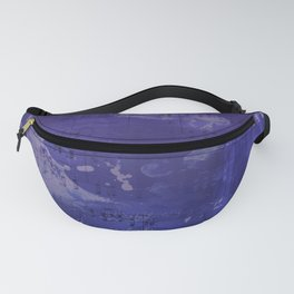 Sheet Music - Mixed Media Partiture #1 Fanny Pack