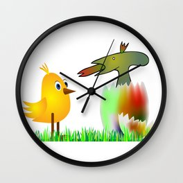 Close Encounters of the Third Kind Wall Clock