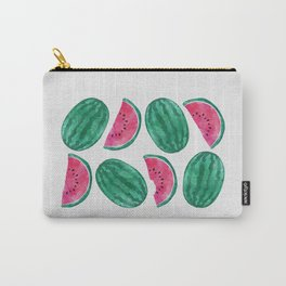 Watermelon Crowd Carry-All Pouch
