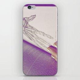 Fingertips iPhone Skin