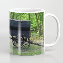 Vintage Wagon Coffee Mug