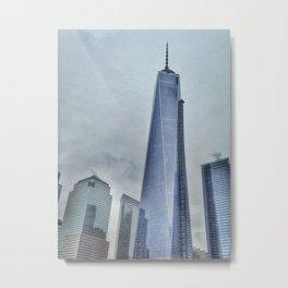 WTC1 Metal Print