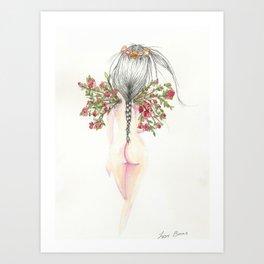 Thorn Art Print