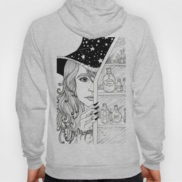 Apothecary Witch Hoody