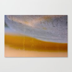 gold cave Canvas Print