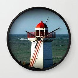 Lady Bay Lighthouse Wall Clock