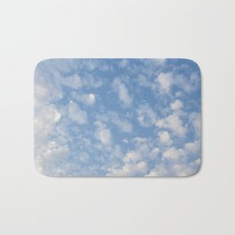 Cotton Clouds Bath Mat