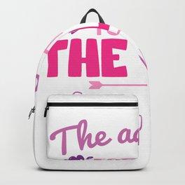 Adoption Child Abandonment Parents Gift Backpack