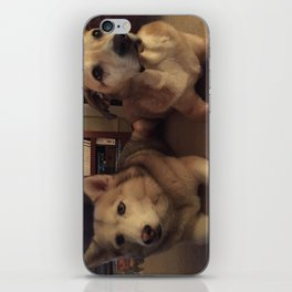 helens dogs  iPhone Skin