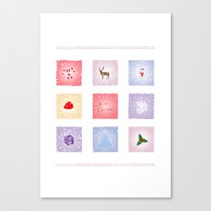 Christmas Time Canvas Print