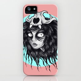 She's A Wild One iPhone Case