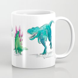 Dino Days Coffee Mug