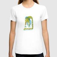 giraffes T-shirts featuring Giraffes by Orenso