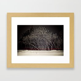 """ Biological Rhythm "" - Print Framed Art Print"