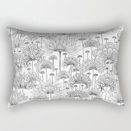 The Meadow Rectangular Pillow