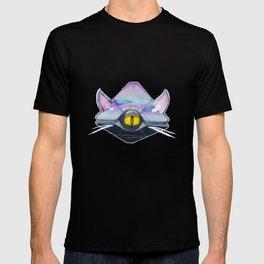 nine lives shell T-shirt