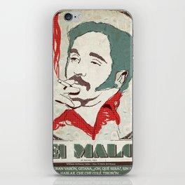 El Malo (Willie Colón) iPhone Skin