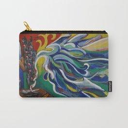 """Denpasar"" Illustration Florianne Vuillamy Carry-All Pouch"