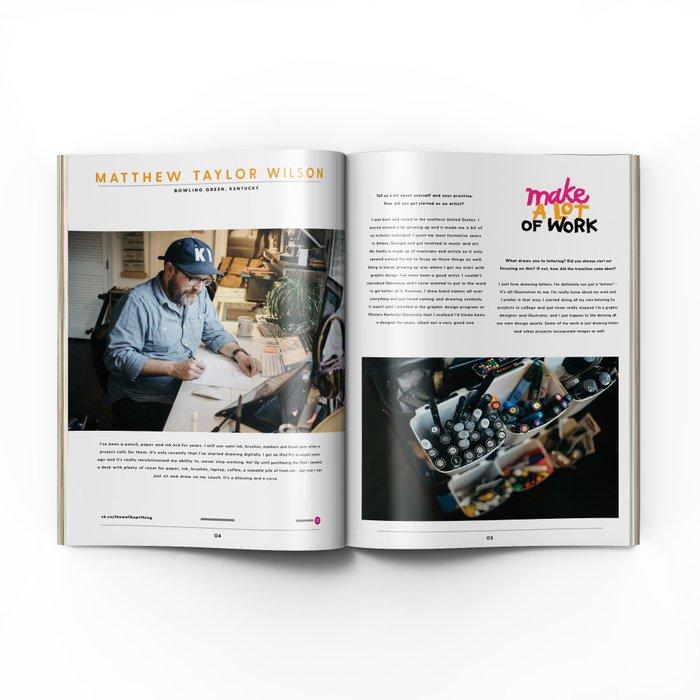 No.3.4 Storytellers Edition Art Quarterly