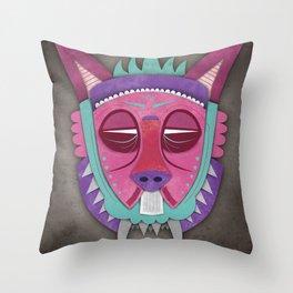 Kuzamucha Throw Pillow