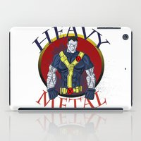 heavy metal iPad Cases featuring Heavy Metal by Iron King