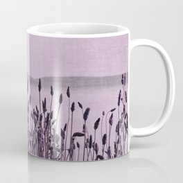 Purple Nature by the sea Coffee Mug