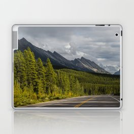 Icefields Parkway, Early September Laptop & iPad Skin