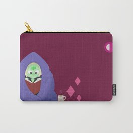 Peri in a blanket Carry-All Pouch