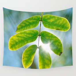 Leaking Light Wall Tapestry