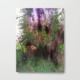 Cypress Grove Metal Print