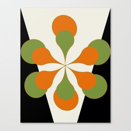 Mid-Century Art 1.4 Canvas Print