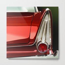 Plymouth Fury - Classic US Car Metal Print