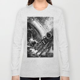 Robot Love Long Sleeve T-shirt
