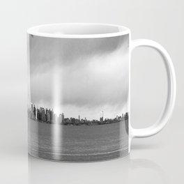 New York City - Storm Clouds Coffee Mug