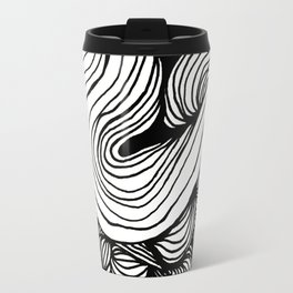 Zentangle #27 Travel Mug