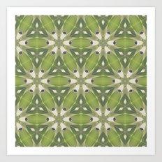 Botanik Luxury Art Print