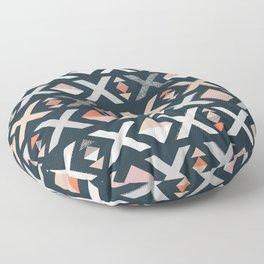 Ex marks the spot Floor Pillow