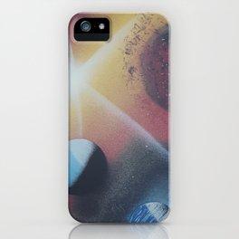 SPRAYART-SPACE iPhone Case