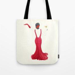 Diva toast Tote Bag