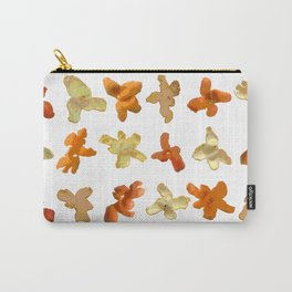 Orange Peel Party Carry-All Pouch
