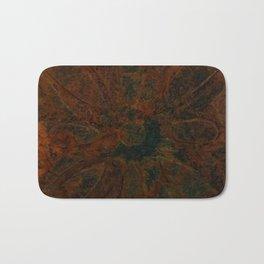 Rust and more Rust (Patina series) Bath Mat
