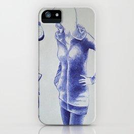 weird nature iPhone Case